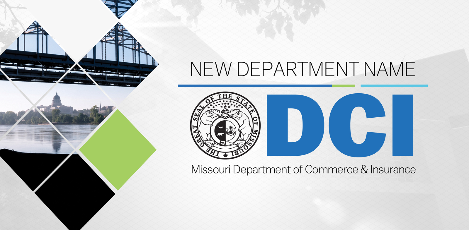 DCI is our new department name click here to view the site