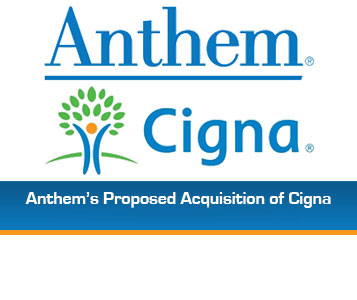 image of Anthem Cigna - Anthem's Proposed Acquisition of Cigna public hearing: CANCELLED November 17, 2016