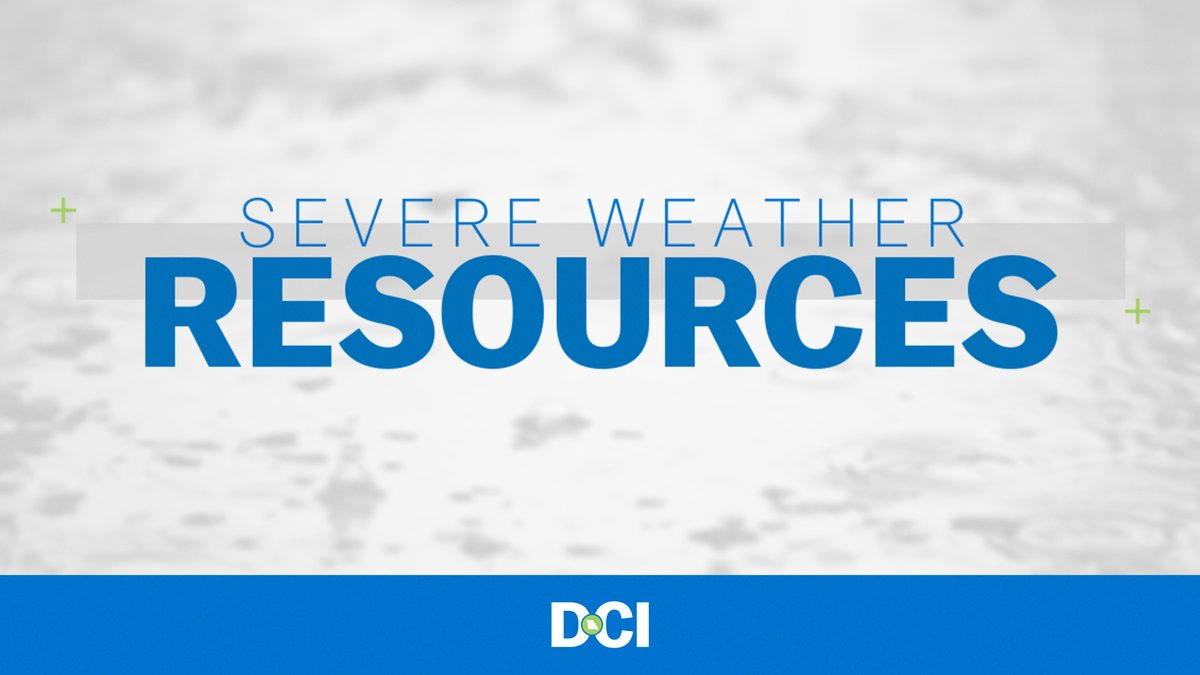 Severe Weather Resources