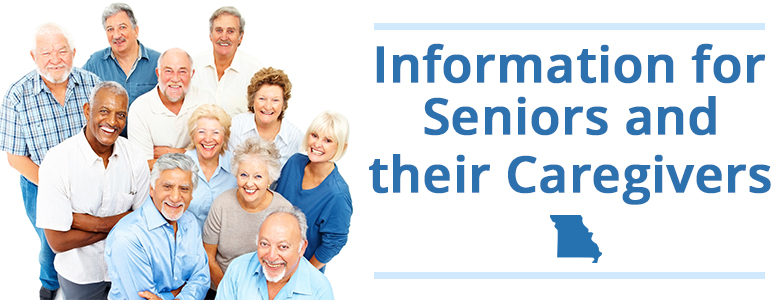 Information for Seniors and their Caregivers